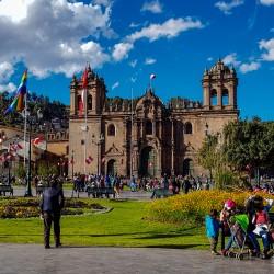 Cusco,  Cusco City Tour, Sacred Valley Tour, Aguas Calientes, Machu Picchu Tour, Rainbow Mountain, 5D/4N (extreme)